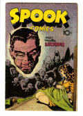 Golden Age (1938-1955):Horror, Spook Comics #1 (Star Publications, 1946) Condition: Average VG....
