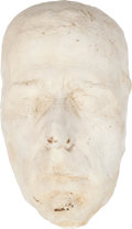 Movie/TV Memorabilia:Memorabilia, Humphrey Bogart Life Mask....