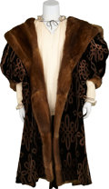 Movie/TV Memorabilia:Costumes, The Other Boleyn Girl - Eric Bana Screen-Worn RidingCoat.... (Total: 2 Items)