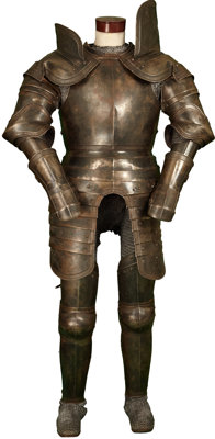 A Knight's Tale - Rufus Sewell Costume Armor