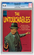 Silver Age (1956-1969):Adventure, The Untouchables #01-879-210 File Copy (Dell, 1962) CGC NM 9.4 Off-white to white pages....
