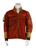 Movie/TV Memorabilia:Costumes, The Postman Screen-Worn Jacket....