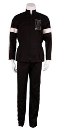 Movie/TV Memorabilia:Costumes, Austin Powers: International Man of Mystery Screen-FeaturedUniforms.... (Total: 4 Items)