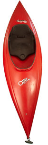 Movie/TV Memorabilia:Props, Unaccompanied Minors Screen-Used Kayak....