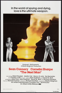 """The Next Man Lot (Allied Artists, 1976). One Sheets (4) (27"""" X 41""""). Action. ... (Total: 4 Items)"""