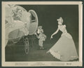 "Movie Posters:Animated, Cinderella (RKO, 1950 and R-1965). Stills (8) (8"" X 10"").Animated.. ... (Total: 8 Items)"