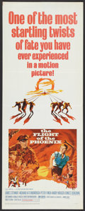 "Movie Posters:Adventure, The Flight of the Phoenix Lot (20th Century Fox, 1966). Inserts (2)(14"" X 36"") Regular and 3-D Style. Adventure.. ... (Total: 2 Items)"