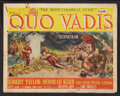 """Movie Posters:Historical Drama, Quo Vadis (MGM, 1951). Lobby Card Set of 8 (11"""" X 14""""). HistoricalDrama.. ... (Total: 8 Items)"""