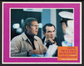 """Movie Posters:Action, Bullitt (Warner Brothers, 1968). Lobby Cards (4) (11"""" X 14""""). Action.. ... (Total: 4 Items)"""
