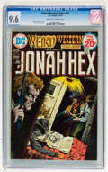 Bronze Age (1970-1979):Western, Weird Western Tales #23 Jonah Hex (DC, 1974) CGC NM+ 9.6 Off-white to white pages....