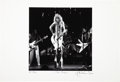 Music Memorabilia:Photos, John Robert Rowlands The Tubes Photo Print, Artist Proof 15/15(Circa 1970s)....