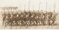 Football Collectibles:Photos, 1929 Green Bay Packers Team Signed Panoramic Photograph from Team'sFirst Championship Season....