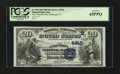 National Bank Notes:Pennsylvania, Pittsburgh, PA - $20 1882 Date Back Fr. 550 The Columbia NB Ch. #(E)4910. ...