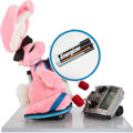 Movie/TV Memorabilia:Props, Original Animatronic Energizer Bunny....