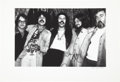 Music Memorabilia:Photos, Guess Who Photo Print by John Robert Rowlands (circa early1970s)....