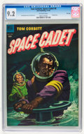 Golden Age (1938-1955):Science Fiction, Tom Corbett Space Cadet #6 File Copy (Dell, 1953) CGC NM- 9.2Off-white pages....