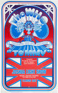 "Music Memorabilia:Posters, The Who ""Tommy"" Fillmore East Concert Poster (Bill Graham,1969)...."