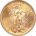 Saint-Gaudens Double Eagles, 1925-D $20 MS64 PCGS....