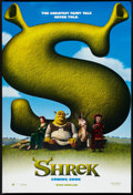 "Movie Posters:Animated, Shrek (DreamWorks, 2001). One Sheets (2) (27"" X 40"") DS AdvancesStyles A and B. Animated.. ... (Total: 2 Items)"