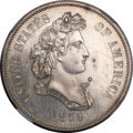 Patterns, 1859 P50C Half Dollar, Judd-241, Pollock-297, R.4, PR61 NGC....