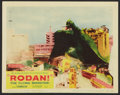 "Movie Posters:Science Fiction, Rodan! The Flying Monster (Toho/ DCA, 1957). Lobby Cards (4) (11"" X14""). Science Fiction.. ... (Total: 4 Items)"