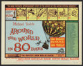 "Movie Posters:Adventure, Around the World in 80 Days (United Artists, 1958). Lobby Card Setof 8 (11"" X 14""). Adventure.. ... (Total: 8 Items)"