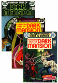 Bronze Age (1970-1979):Horror, Forbidden Tales of Dark Mansion Group (DC, 1972-74) Condition:Average VF-.... (Total: 9 Comic Books)
