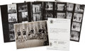 Music Memorabilia:Photos, The Dave Clark Five Vintage Ed Sullivan Show Photos....(Total: 6 Items)