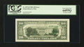 Error Notes:Third Printing on Reverse, Fr. 2073-B $20 1981 Federal Reserve Note. PCGS Very Choice New 64PPQ.. ...