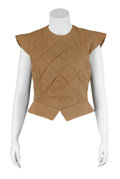 Movie/TV Memorabilia:Costumes, The Adventures of Don Juan Screen-Worn Fencing Vests....(Total: 2 Items)