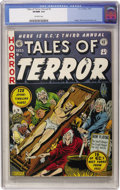 Golden Age (1938-1955):Horror, Tales of Terror Annual #3 (EC, 1953) CGC VF/NM 9.0 Off-whitepages....