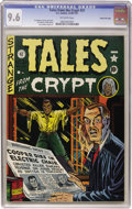 Golden Age (1938-1955):Horror, Tales From the Crypt #21 Gaines File pedigree 1/10 (EC, 1951) CGCNM+ 9.6 Off-white pages....