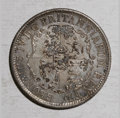 British West Indies, British West Indies: George IV silver 1/4 Dollar 1820,...