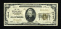 National Bank Notes:Oklahoma, Ringling, OK - $20 1929 Ty. 1 The First NB Ch. # 10548. ...