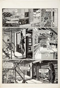 Original Comic Art:Panel Pages, Marshall Rogers Eclipse Magazine page 10 Original Art(Eclipse, circa 1982)....