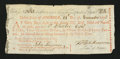 Colonial Notes:Continental Congress Issues, Continental Loan Office Bill of Exchange Second Bill- $300 Nov. 14,1778 Anderson US-101/CT-1A Very Fine. ...
