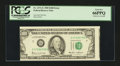 Error Notes:Miscellaneous Errors, Fr. 2171-G $100 1985 Federal Reserve Note. PCGS Gem New 66PPQ.. ...