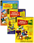 Bronze Age (1970-1979):Cartoon Character, Walt Disney Comics Digest Group (Gold Key, 1973-75) Condition:Average NM-.... (Total: 8 Comic Books)
