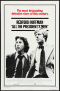 "Movie Posters:Drama, All the President's Men (Warner Brothers, 1976). One Sheet (27"" X 41""), Deluxe Title Card & Lobby Cards (12) (11"" X 14""). Dr... (Total: 14 Items)"