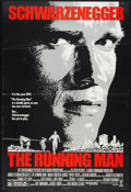 """Movie Posters:Action, The Running Man (Tri-Star, 1987). One Sheet (27"""" X 40""""). Action.. ..."""