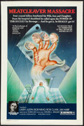 "Movie Posters:Horror, Meatcleaver Massacre (Group 1, 1977). One Sheet (27"" X 41""). Horror.. ..."