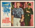 """Movie Posters:War, The Great Escape (United Artists, 1963). Lobby Card Set of 8 (11"""" X14""""). War.. ... (Total: 8 Items)"""