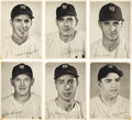 Baseball Cards:Sets, In 1947 the championship between the New York Yankees and the Brooklyn Dodgers became the first aired on television. The telecas...