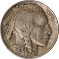 Buffalo Nickels, 1916 5C Doubled Die Obverse XF40 PCGS. CAC....