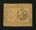 Colonial Notes:Continental Congress Issues, Continental Currency November 29, 1775 $2 Fine-Very Fine....