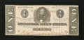 Confederate Notes:1864 Issues, T71 $1 1864.. ...