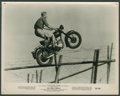 """Movie Posters:War, Steve McQueen in """"The Great Escape"""" (United Artists, 1963). Photos(9) (8"""" X 10""""). War.. ... (Total: 9 Items)"""