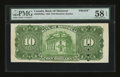 Canadian Currency: , Montreal, PQ- The Bank of Montreal $10 1923 Ch. # 505-56-04P. ...