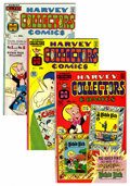 Bronze Age (1970-1979):Humor, Harvey Collectors Comics #1-16 File Copy Group (Harvey, 1975-78)Condition: Average NM-.... (Total: 16 Comic Books)