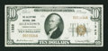 National Bank Notes:Pennsylvania, Allentown, PA - $10 1929 Ty. 1 The Allentown NB Ch. # 1322. ...